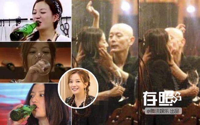 """""""50 sắc thái"""" của Lâm Chí Linh, Triệu Vy khi say xỉn quá đà - 2"""