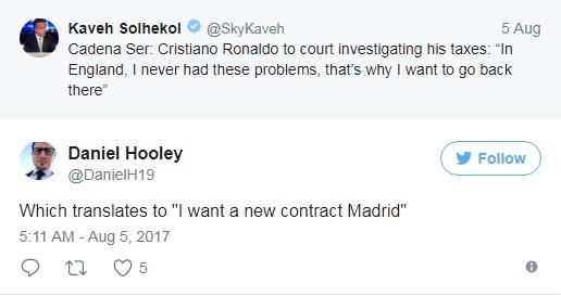 Ronaldo trốn thuế: Trăm triệu fan MU tức điên vì bị lợi dụng - 5