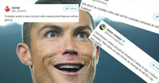 Ronaldo trốn thuế: Trăm triệu fan MU tức điên vì bị lợi dụng - 1