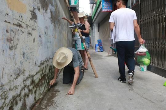 Gặp cựu binh dù Mỹ trở lại Hà Nội diệt… tường bẩn - 4