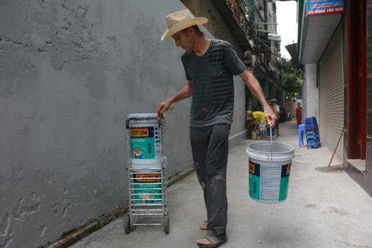 Gặp cựu binh dù Mỹ trở lại Hà Nội diệt… tường bẩn - 8
