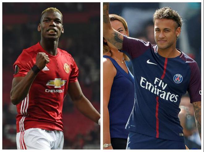 """""""Bom tiền"""" MU - Pogba, PSG - Neymar: Thời siêu cò làm loạn thế giới - 1"""
