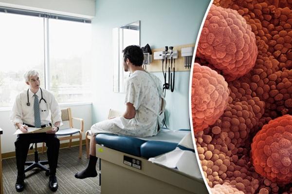 Quý ông càng cao càng dễ mắc ung thư tuyến tiền liệt - 1