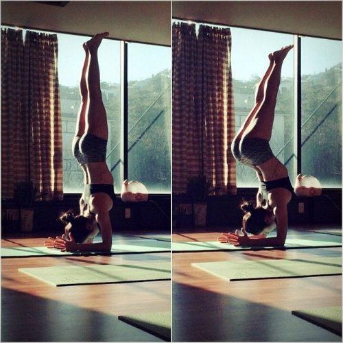 Nữ giáo viên yoga hút hồn vì thân hình hoàn hảo - 6