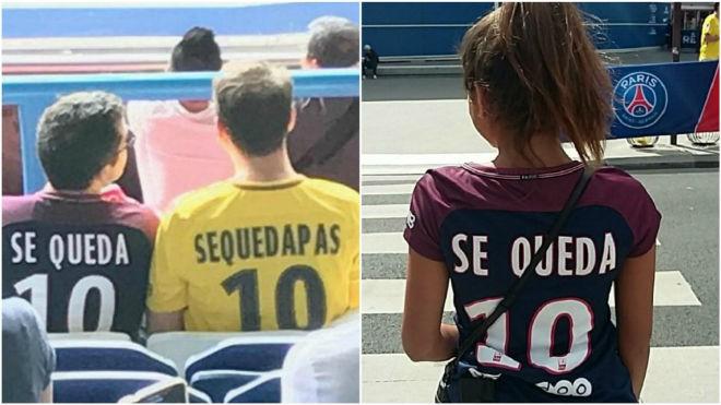 """Có Neymar, fan PSG khiến sao Barca """"giận sôi máu"""" - 3"""