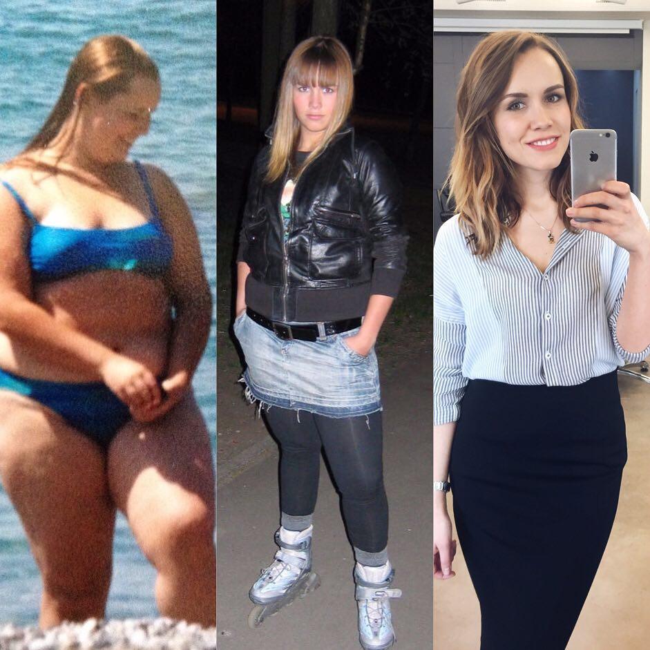 Giảm 55kg nàng béo biến thành chuyên gia sắc đẹp nổi tiếng - 2