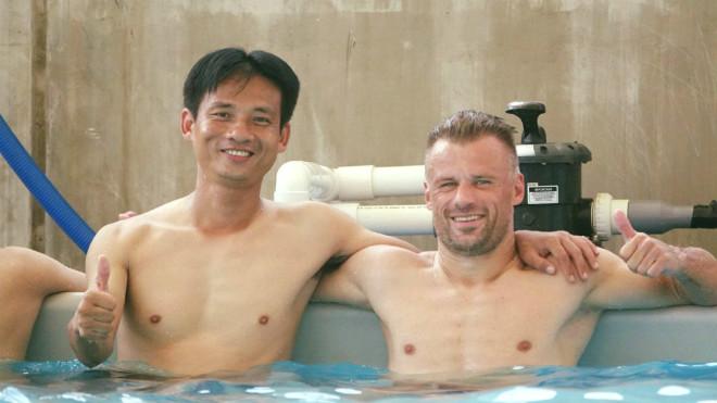 U23 Việt Nam luyện tuyệt chiêu như Barca, đợi hạ Busan - 5