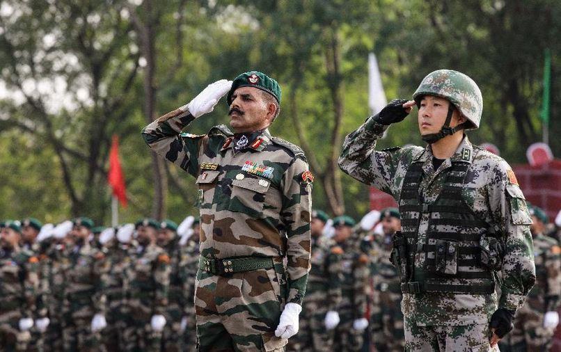 Điều gì xảy ra nếu Ấn Độ buộc phải chiến tranh với TQ? - 1