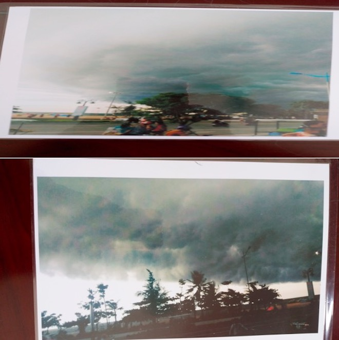 Thông tin chính thức về đám mây đen kỳ quái trên biển Sầm Sơn - 3