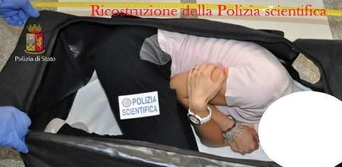Cô gái Anh được mời đến Ý chụp ảnh và điều kinh hoàng sau đó - 1