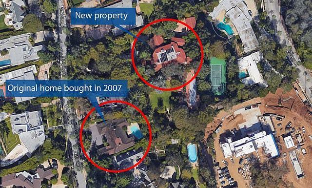 Tỉ phú soán ngôi Bill Gates đổ 300 tỉ mua trọn nhà hàng xóm - 1