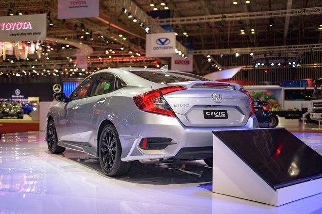 Honda Civic Modulo thêm mạnh mẽ với bodykit thể thao - 4