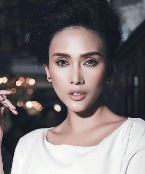 Tiếc nuối nhan sắc phai tàn của á hậu Việt mang nét đẹp Tây - 3