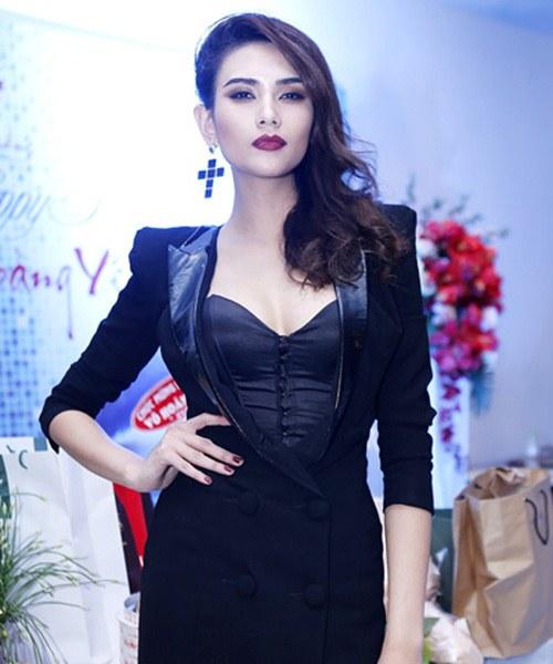 Tiếc nuối nhan sắc phai tàn của á hậu Việt mang nét đẹp Tây - 13