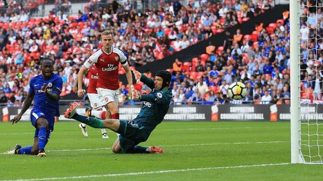 Góc chiến thuật Arsenal – Chelsea: Cái may cùi chỏ & tội đồ Morata