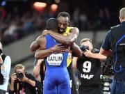 Thể thao - Usain Bolt mất ngôi vua 100m tâm phục, tán dương đối thủ Gatlin