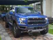 Bộ đôi hàng khủng Ford F-150 Raptor giá 4,5 tỷ đổ bộ TP.HCM