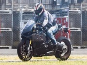 Thế giới xe - Siêu mô tô động cơ V4 của Ducati sắp trình làng