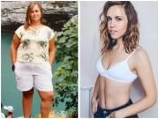 Giảm 55kg nàng béo biến thành chuyên gia sắc đẹp nổi tiếng