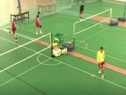 """Thể thao - SEA Games: Cầu mây nữ Việt Nam sẵn sàng """"đại chiến"""" Thái Lan"""