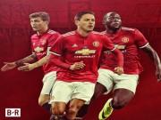Chuyển nhượng MU 6/8: Mourinho tham lam, đòi thêm 3 tân binh