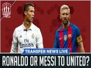 Bóng đá - Siêu tỷ phú hỏi mua MU 4 tỷ euro: Neymar chưa là gì, gom cả Messi & Ronaldo?
