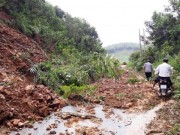 Tiếp tục mưa lớn tại Yên Bái, 1 người chết, nhiều người bị thương