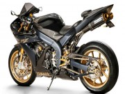 """Thế giới xe - """"Lung linh"""" 2006 Yamaha YZF-R1SP độ vàng và carbon"""