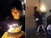 """Bạn trẻ - Cuộc sống - Cô gái vượt đường xa tổ chức sinh nhật cho bạn trai qua """"song sắt"""""""