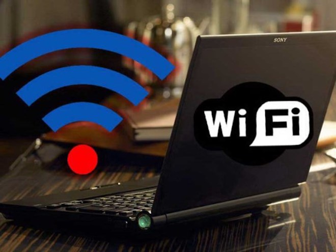 Sửa lỗi laptop không thể truy cập WiFi - 1