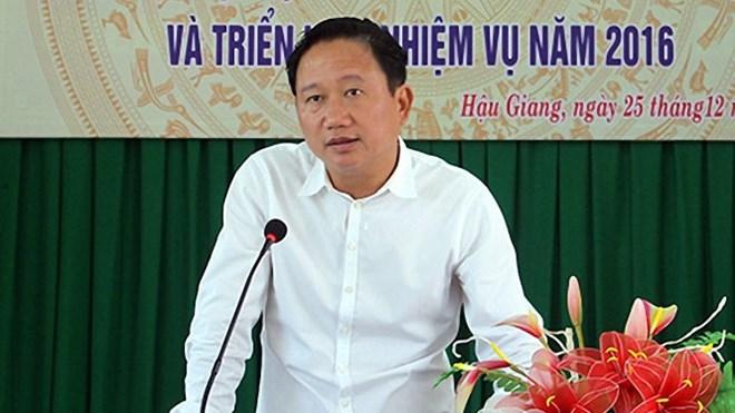 Gia hạn tạm giữ hình sự đối với Trịnh Xuân Thanh - 1