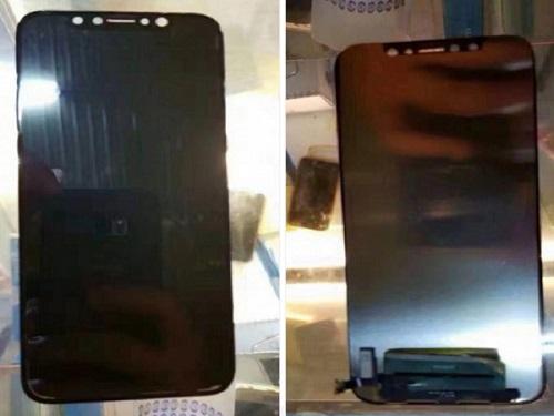 NÓNG: iPhone 8 lộ ảnh thực tế, không có Touch ID - 1