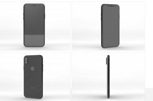 NÓNG: iPhone 8 lộ ảnh thực tế, không có Touch ID - 3