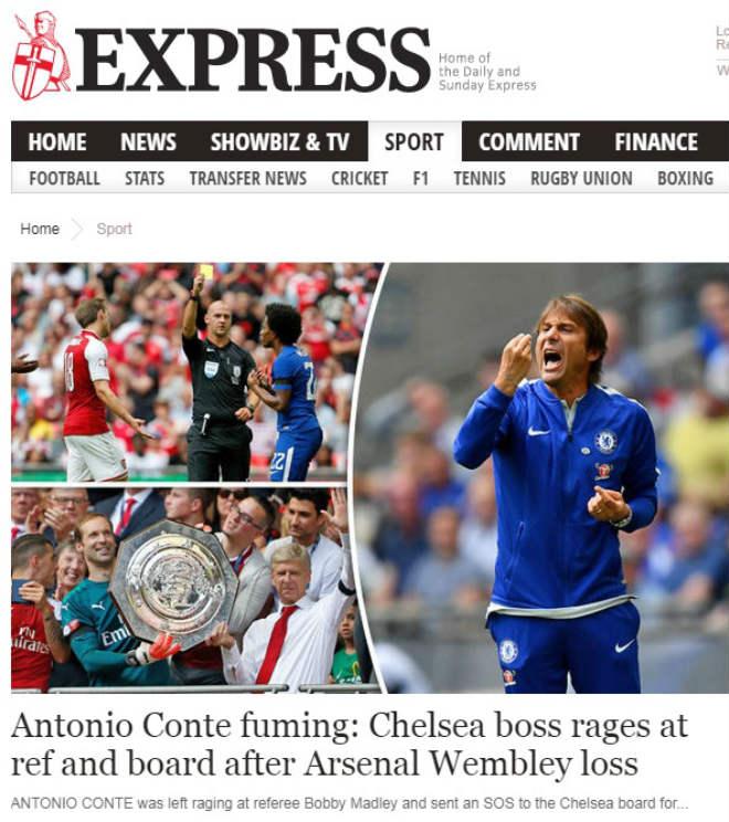 """Arsenal mừng """"ăn 3"""": Báo chí Anh ngợi ca """"Pháo thủ"""" đổ máu đoạt cúp - 4"""