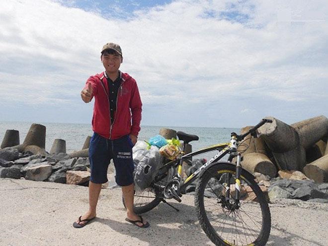 9X đạp xe xuyên Việt: Đi để thấy cuộc đời đáng sống - 1