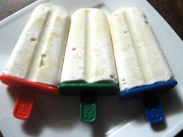 Cách làm kem đậu xanh không cần máy ngon tuyệt, bé mê tít