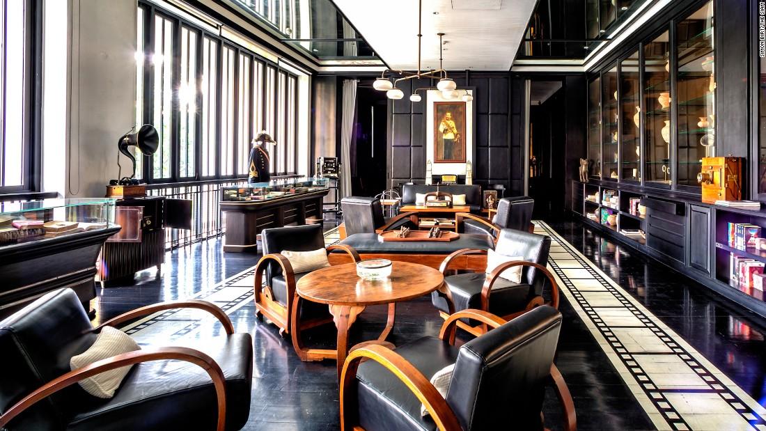 """Có gì bên trong khách sạn """"sang chảnh"""" nhất giữa lòng Bangkok? - 9"""