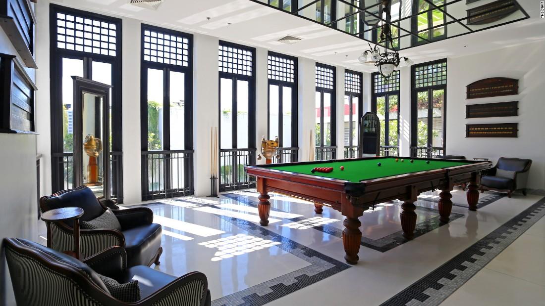 """Có gì bên trong khách sạn """"sang chảnh"""" nhất giữa lòng Bangkok? - 5"""