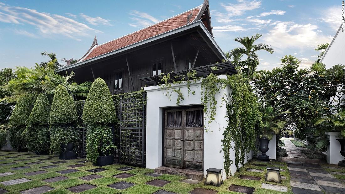 """Có gì bên trong khách sạn """"sang chảnh"""" nhất giữa lòng Bangkok? - 8"""