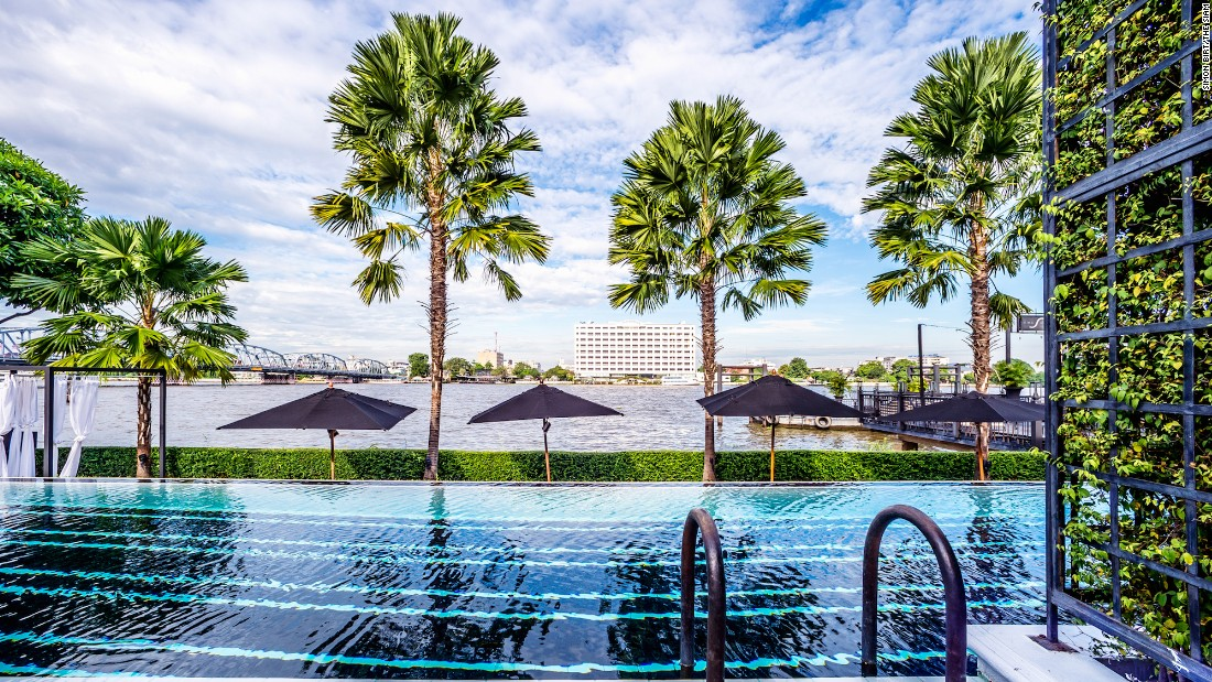 """Có gì bên trong khách sạn """"sang chảnh"""" nhất giữa lòng Bangkok? - 13"""