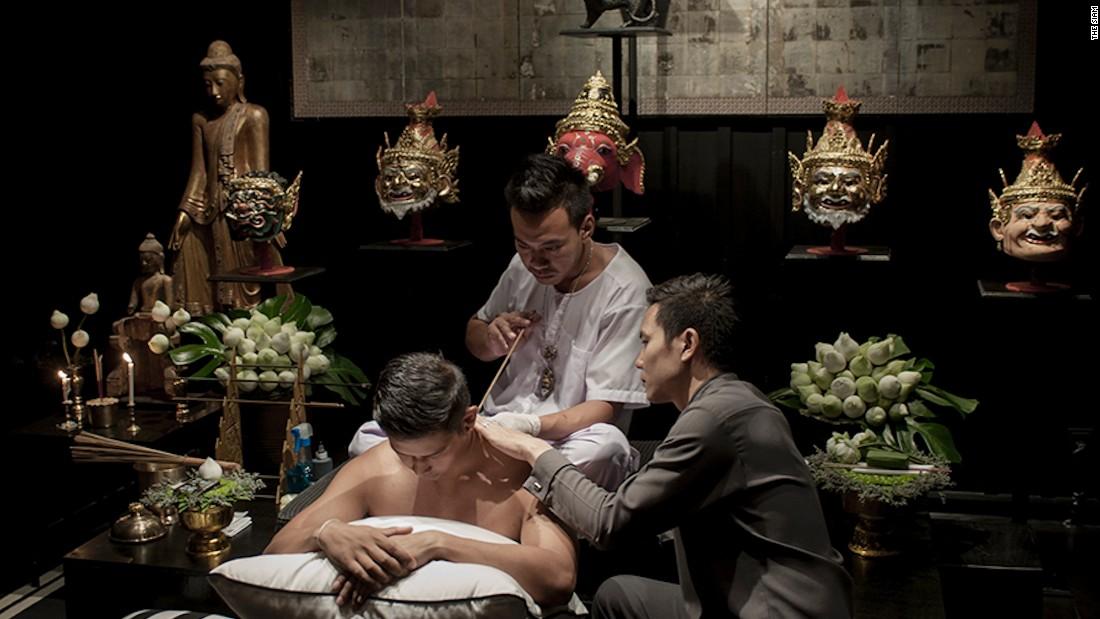 """Có gì bên trong khách sạn """"sang chảnh"""" nhất giữa lòng Bangkok? - 14"""