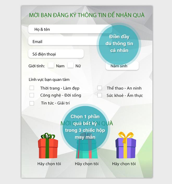Tìm box quà tặng để nhận ngay nhiều giải thưởng hấp dẫn - 4