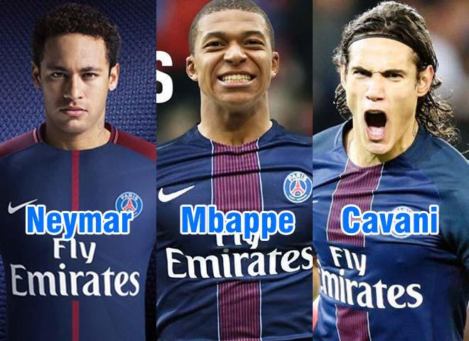 PSG hốt Mbappe 180 triệu euro đá cặp Neymar: Real tiếc ngẩn ngơ - 2