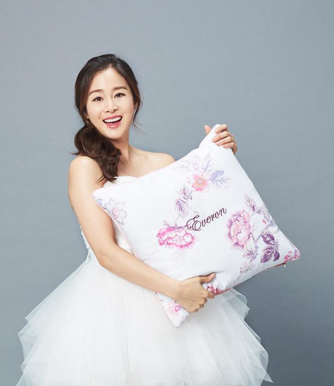 Kim Tae Hee – Đại sứ thương hiệu Everon gửi lời chào tới fan Việt - 2