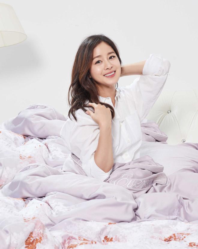 Kim Tae Hee – Đại sứ thương hiệu Everon gửi lời chào tới fan Việt - 3