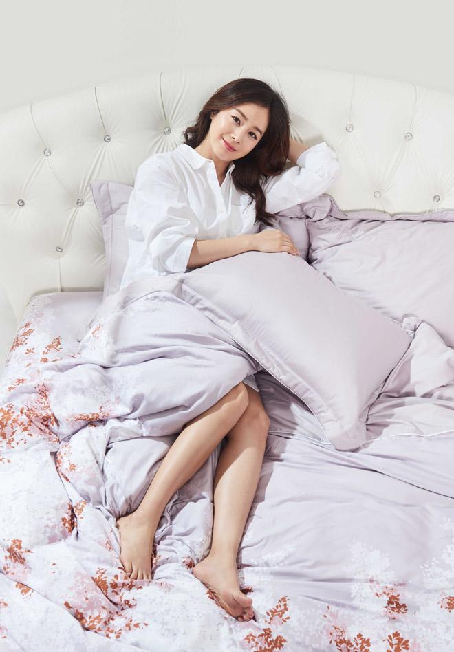 Kim Tae Hee – Đại sứ thương hiệu Everon gửi lời chào tới fan Việt - 4
