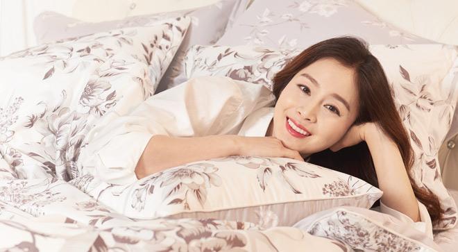 Kim Tae Hee – Đại sứ thương hiệu Everon gửi lời chào tới fan Việt - 6