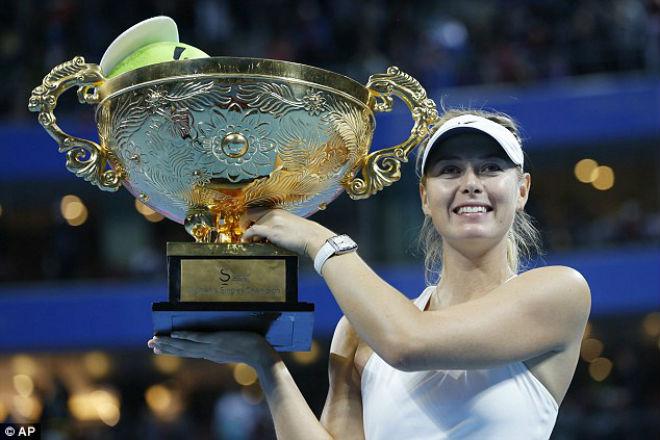 """Tennis 24/7: Sharapova, Nadal, Muray """"hẹn hò"""" trên đất Trung Quốc - 1"""