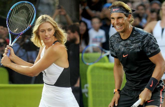 """Tennis 24/7: Sharapova, Nadal, Muray """"hẹn hò"""" trên đất Trung Quốc - 2"""