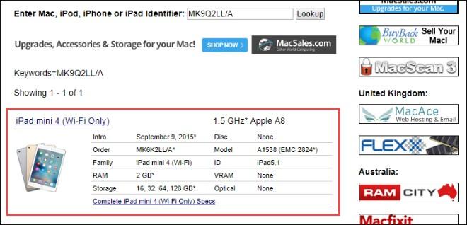 Mua iPad cũ, bạn hãy kiểm tra tiểu sử bằng cách này - 6